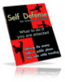 Thumbnail Self Defense For Women and Children Brandable eBook