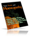 Thumbnail Homeopathy & Natural Healing  eBook Resale Rights