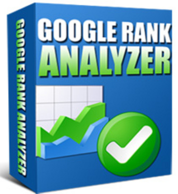 Product picture Google Rank Analyzer SEO Software