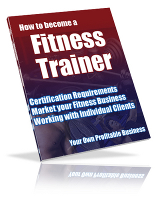 Product picture How To Become A Personal Trainer Brandable eBook Resale Righ
